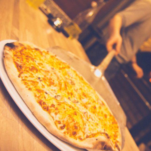 Margherita pizza poznań