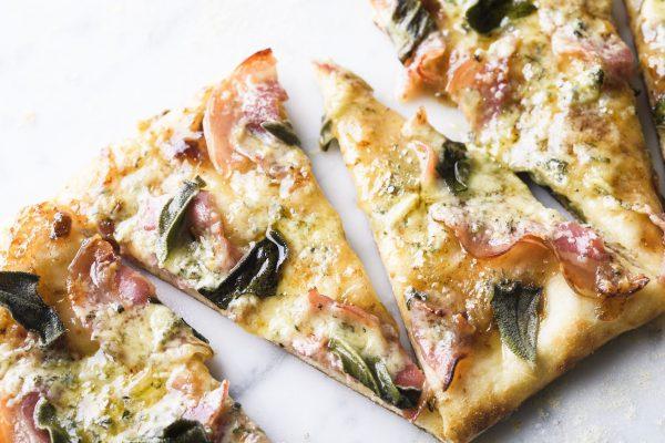 pizza z pieca poznań pancetta