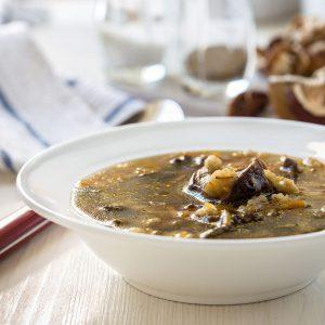 zupa z grzybów leśnych na wynos poznań